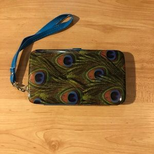 NWOT IPhone 5/5s Wallet purse